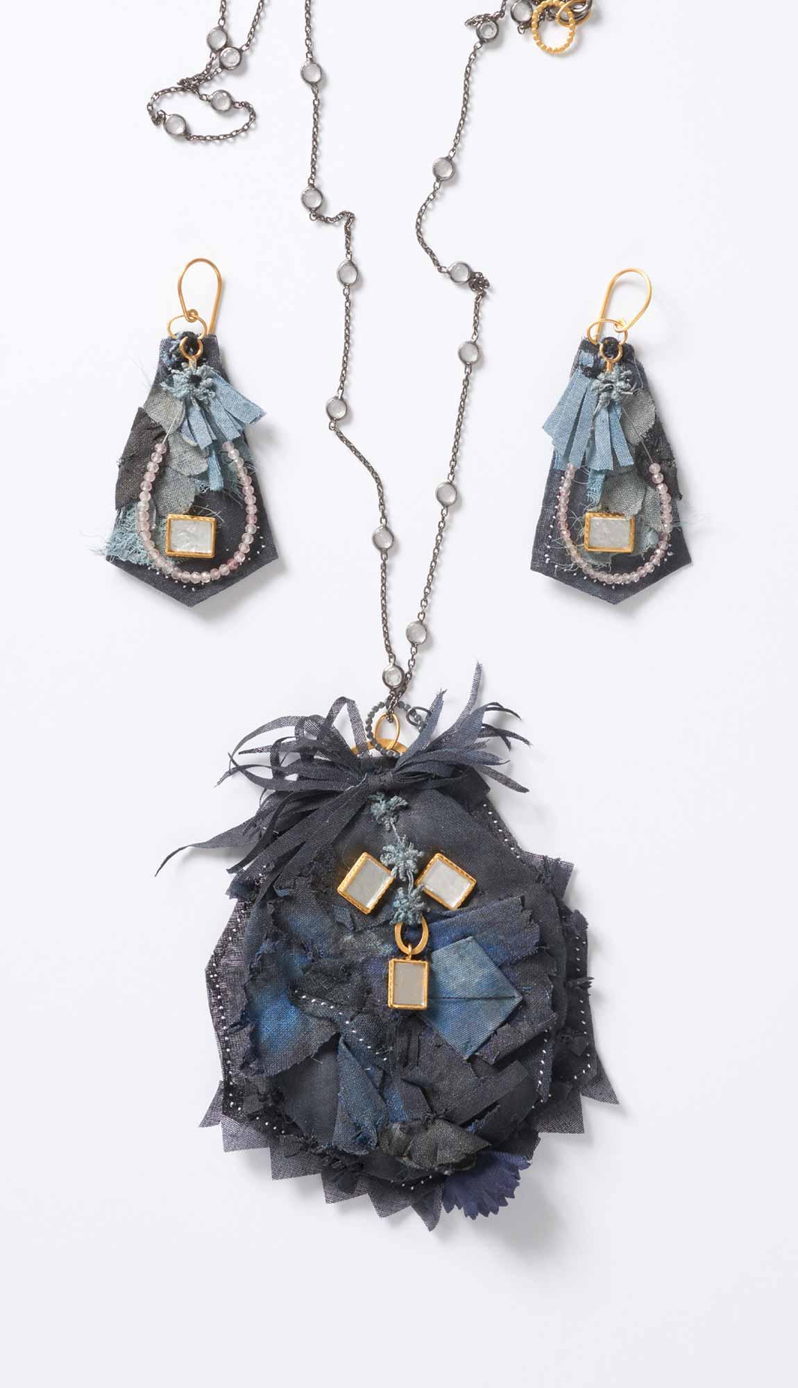 Die Nachtblauen – Schmuck Anne von Waechter