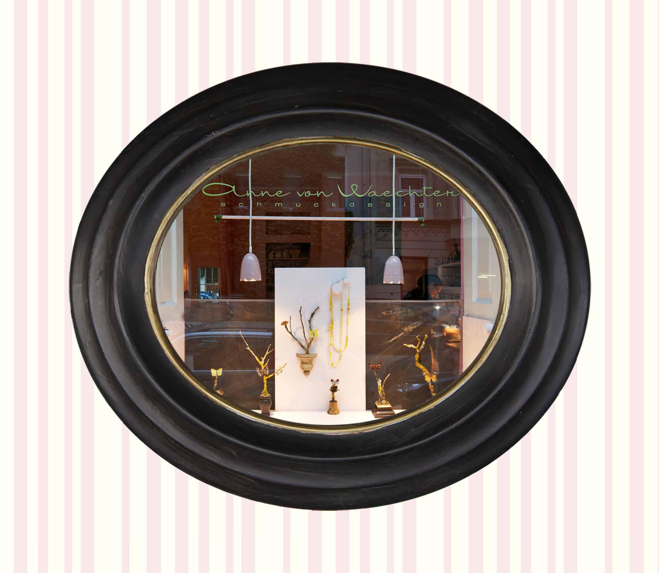 Laden für Schmuckdesign in München - Anne von Waechter