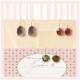 Ohrringe mit edlen Steinen - Anne von Waechter