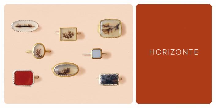 """Anne von Waechter - Schmuckdesign - Ausstellung """"Horizonte"""""""